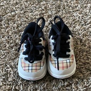 Nike Baby Girl Force 1 Shoes